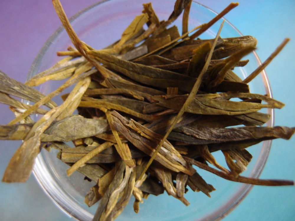 Зеленый чай Лунцзин